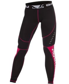 517633cef1 Bad Boy Women s Sphere Compression Leggings For NOGI Jiu Jitsu MMA