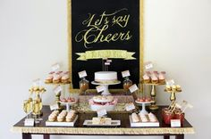 Dwell Beautiful gives you the low-down on how to throw a swinging Great Gatsby themed party! Get the look, the decor, the drinks, and more!