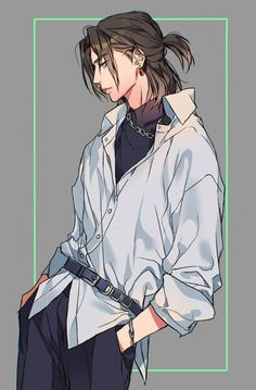 Handsome Anime Guys, Hot Anime Guys, Cute Anime Boy, Anime Boy Hair, Fanarts Anime, Anime Characters, Character Inspiration, Character Art, Attack On Titan Fanart