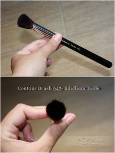 Bdellium Blush Brush- iherb Contour Brush, Blush Brush, Free Samples, Coupon Codes, Top Rated, The Incredibles, Good Things, Healthy, Products