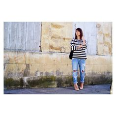#mariniere #addict nouvel article sur le blog #fashionblogger #mode #spring #tendance
