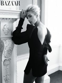 Kate Winslet. I adore her look here.