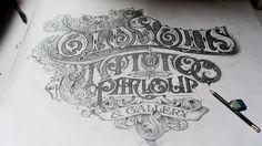 Old Souls Tattoo Parlour design on Behance