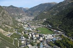 Webcam en Andorra La Vieja