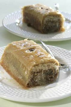 Authentic Greek Recipes: Greek Baklava