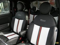 2012 Fiat, Gucci - leather Seats