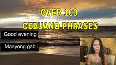 Lots of Cebuano useful words and phrases. Learn my native language.which is Cebuano or Bisay. Descriptive Words, How To Pronounce, Language Lessons, Tagalog, Captions, Conversation, Bible, Learning, Languages
