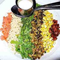 Clearly the best chopped salad on the THE PLANET! Recipe included: Stetson Chopped Salad by Cowboy Ciao Restaurant - Scottsdale, AZ Soup And Salad, Pasta Salad, Best Salads Ever, Great Recipes, Favorite Recipes, Chopped Salad Recipes, Chopped Salads, Clean Eating, Healthy Eating