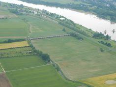 On retraverse la Loire en passant au niveau du viaduc de St claude Diray