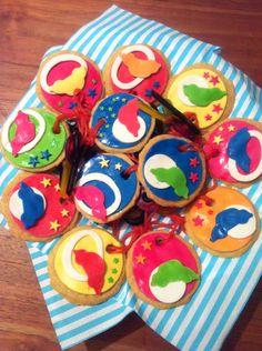 Auto koekjes / Car cookies