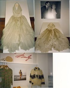 Marilyn Monroe clothes at Christie's London 1999: Marilyn Monroe clothes sold at Christie's London Sept 1999