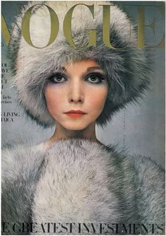 Penelope Tree Vogue cover