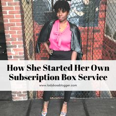 Lakeesha Hargis is the founder of Goody Gal, a subscription box company that encourages its subscribers to grab life by the goodies.As part of the monthly subscription, Goody Gal makes it easy for women to try differentlifestyle, fitness, and health & beauty products. Lakeesha also works in Marketing and PR; she enjoys the constant change …