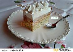 Makový sen recept - TopRecepty.cz High Sugar, Polish Recipes, Polish Food, 20 Min, Dessert Recipes, Desserts, Vanilla Cake, Food And Drink, Gluten