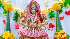duraga devi - Google Search Wallpaper Free Download, Wallpaper Downloads, Hd Wallpaper, Navratri Special, Happy Navratri, Navratri Pictures, Navratri Wallpaper, Special Wallpaper, Navratri Festival