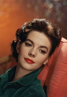 Makeup:  Natalie Wood