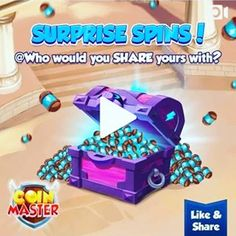 coin master spin is the best game to enjoy with friends but you need daily spins and coins to complete your level. coins master free spin is here to give you daily spins link 2019 to get more than 50 spins in one day. Lotto Winning Numbers, Bingo Blitz, Miss You Gifts, Free Gift Card Generator, Coin Master Hack, Free Rewards, Hacks, Free Gift Cards, Best Games