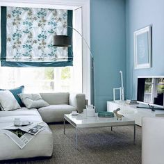 Chic Blue Grey Living Room Gray Paint Colors Inspirations Areas Of Homes Are Essential Because The Household Pa