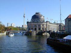 Berlin - Museum Island - Bode Museum