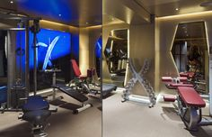60. New Hotel, Fitness Area