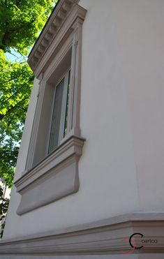 Ancadrament Decorativ din Polistiren CoArtCo Window Design, Sweet Home, Windows, Window Ideas, Interior, Social Media, Indoor, House Beautiful, Design Interiors