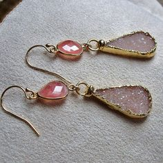 Q - What do Rhodochrosite and Lullabeats have in common?  A - The State of Colorado.   #colorado #jewelry #statemineral