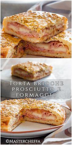 The History of Pizza in Italian Food Focaccia Pizza, Crostini, Snacks, Street Food, Food Inspiration, Italian Recipes, Love Food, Food Porn, Food And Drink