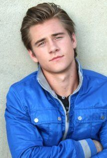 Luke benward from how to eat fried worms. He grew up well!! Lol
