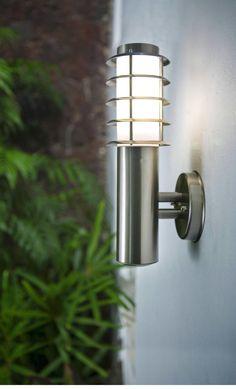 Ilumina el exterior de tu hogar con estilo.