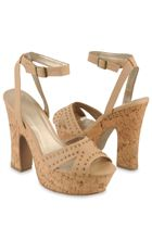 Neutral? Love. Chunky heels? To die for! Studs? I'm ordering these :)