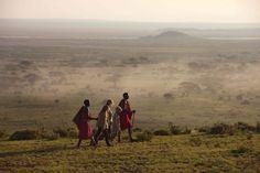Cultural Visits at Tortilis Camp -- Luxury Safari Lodge -- Kenya