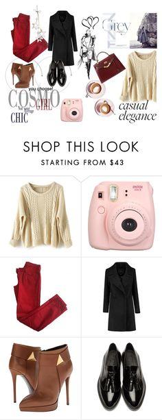 """untitled 29"" by deboraaguirregoncalves on Polyvore featuring moda, Martha Stewart, Comptoir Des Cotonniers, Giuseppe Zanotti, Burberry, Hermès, women's clothing, women, female e woman"