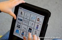 Tecnología al servicio de niños con #discapacidad.