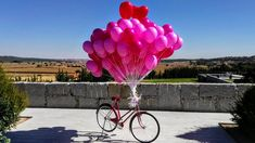 Suelta de globos para boda en el hotel Valbusenda Balloon Release, Wedding Balloons, Helium Balloons, Wedding Bouquets, Weddings, Flowers