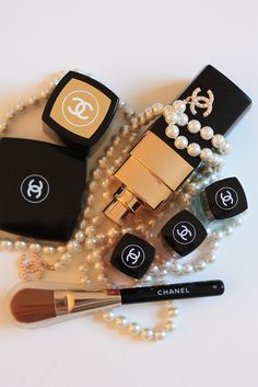 I am obsessed with Chanel makeup. Yes, it's expensive, but it's beautiful and a bottle of their foundation will last you an entire year!