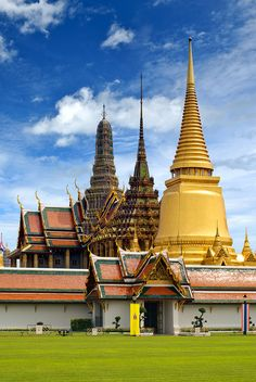 Wat Phra Kaew is regarded as the most sacred Buddhist temple in Thailand. The Emerald Buddha housed in the temple is a potent religio-political symbol and the palladium of Thai society.