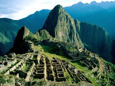 Macchu Pichu – Peru