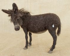 RESERVED FOR RUSTY Balance for Coco the Donkey: von TheWoolenWagon