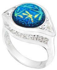 Kameleon Iris Ring KR16-10 (JewelPops Sold Separately) Kameleon. $119.00