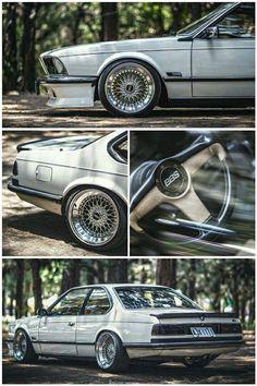 BMW 6 series #BMWclassiccars