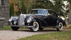 Best classic cars and more! Retro Cars, Vintage Cars, Prestige Car, Daimler Benz, Mercedes Benz 300, Classic Mercedes, Best Classic Cars, Motor Car, Auto Motor
