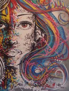 #urban #art #streetart arte urbana - Vidigal - Rio de Janeiro