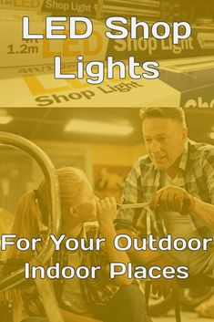 Budget Shop Light - Fit Stop Garage Garage Lighting, Shop Lighting, Indoor Places, Led Shop Lights, Shopping Quotes, Money Quotes, Shop Window Displays, Shop Plans, Light Fittings