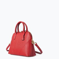 ZARA - SHOES & BAGS - MINI CITY BAG