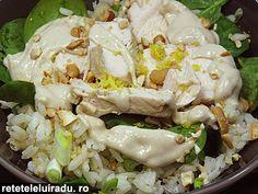 salata de pui cu tarhon