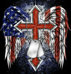 Diamond Painting Red American Cross and Dog Tags Kit I Love America, God Bless America, Patriotic Tattoos, Rebel Flag Tattoos, American Flag Wallpaper, Patriotic Pictures, Patriotic Quotes, Cross Wallpaper, American Flag