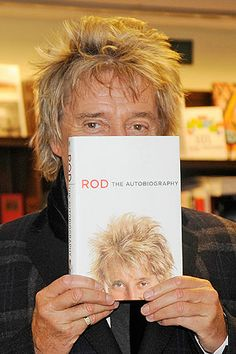 Rod+Stewart+New+York   Signing ... Rod Stewart wish I could have been there....