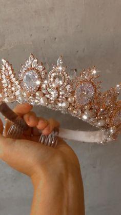 Wedding Headband, Bridal Crown, Bridal Tiara, Bridal Headpieces, Headpiece Jewelry, Hair Jewelry, Bridal Jewelry, Wedding Tiaras, Gold Tiara