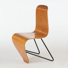 """Bellevue / André Bloc / 1951 "" #design #furniture #pin_it @mundodascasas www.mundodascasas.com.br"