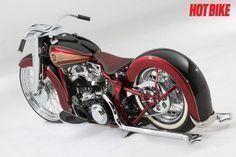 Custom 2008 Harley-Davidson Panhead Softail .....*Repin by Tburg* #harleyddavidsonpanhead #harleydavidsoncustomsoftail